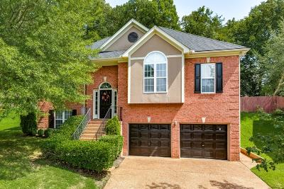 Nashville Single Family Home Under Contract - Showing: 408 Harbor Way
