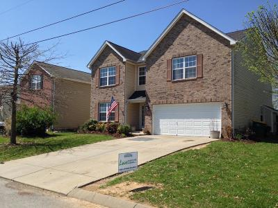 Spring Hill  Single Family Home For Sale: 1024 Lowrey Pl