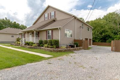 Robertson County Single Family Home For Sale: 767 W College St