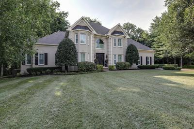 Brentwood TN Single Family Home Under Contract - Showing: $679,900