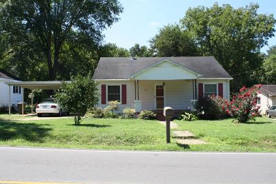 Lawrenceburg Single Family Home For Sale: 611 Fall River Rd
