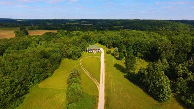 Charlotte Residential Lots & Land For Sale: 1291 Harris Hollow Rd