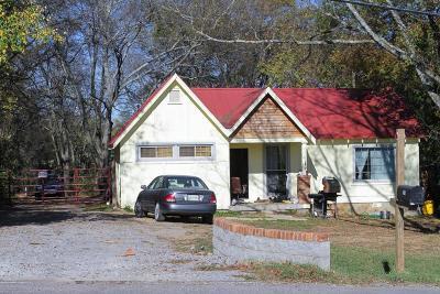 Madison Single Family Home For Sale: 206 Nesbitt Ln