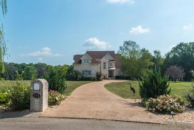 Wilson County Single Family Home Under Contract - Showing: 510 Barton Shore Ct