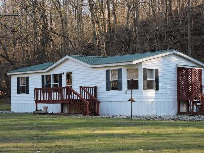 Linden Single Family Home Under Contract - Showing: 482 Little Possom Creek Rd