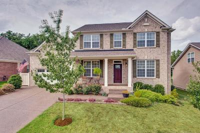Nolensville Single Family Home Under Contract - Showing: 5967 Fishing Creek Rd