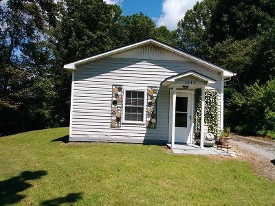 Smithville Single Family Home Under Contract - Showing: 1477 Puckett Point Road