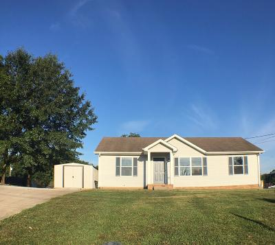 Clarksville Single Family Home Under Contract - Showing: 2832 Nat Hoosier Ln