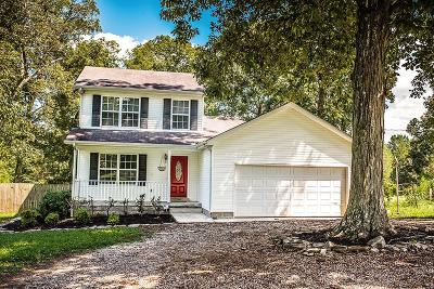 Rockvale Single Family Home For Sale: 13623 Versailles Rd