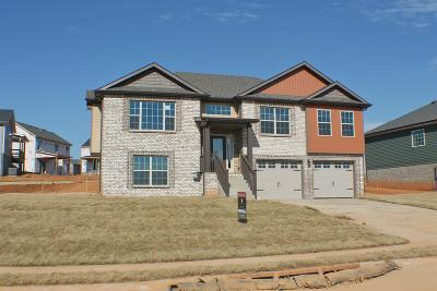 Clarksville Single Family Home For Sale: 475 Mirren Circle