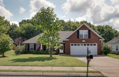 Spring Hill  Single Family Home Under Contract - Showing: 1025 Hummingbird Ln