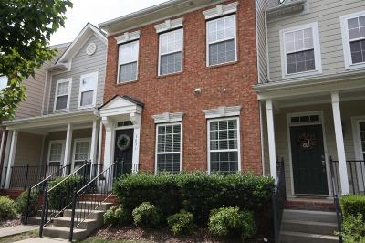 Nashville Condo/Townhouse For Sale: 7031 Sunnywood Dr