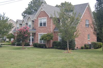 Smyrna Single Family Home For Sale: 2129 Woodcliff Dr