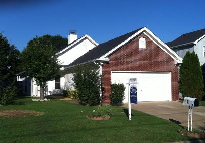 Hermitage Single Family Home Under Contract - Showing: 4241 Chesney Glen Dr