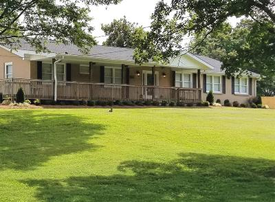 Goodlettsville Single Family Home For Sale: 2948 Greer Rd