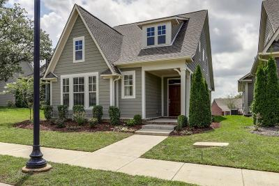 Thompsons Station  Single Family Home Under Contract - Showing: 2824 Americus Dr