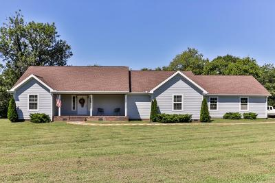 Culleoka Single Family Home Under Contract - Showing: 1812 Lochlann Dr