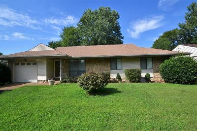 Franklin Single Family Home Under Contract - Showing: 2101 Quail Ct