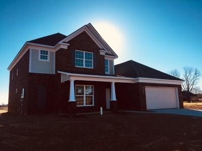 Spring Hill  Single Family Home For Sale: 2995 Liverpool Drive Lot #338