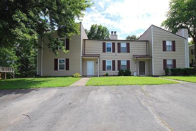 Clarksville Condo/Townhouse For Sale: 931 Kingsbury Dr Apt B #B