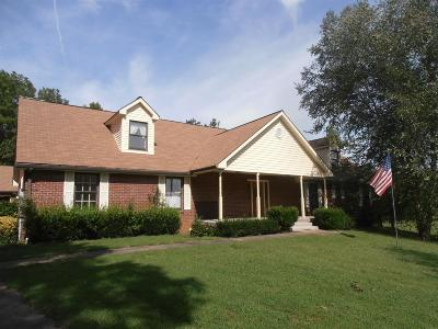 Mount Juliet Single Family Home For Sale: 490 Mires Rd