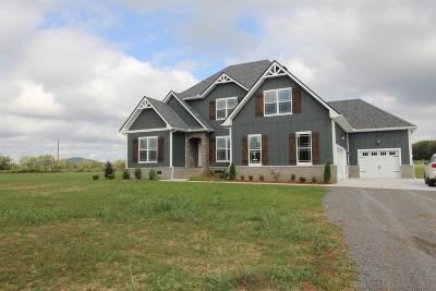 Rockvale Single Family Home Under Contract - Showing: 8570 Newtown Road(Lot 1)