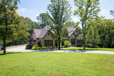 Franklin Single Family Home Under Contract - Showing: 5939 Greenbriar Rd