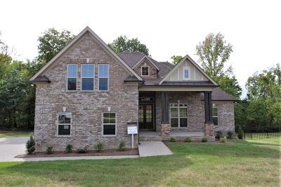 Lebanon Single Family Home For Sale: 306 Buckeye Place #55