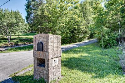 Franklin Residential Lots & Land For Sale: 221 Gen J B Hood Dr
