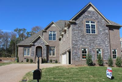 Nolensville Single Family Home Under Contract - Showing: 1648 Eden Rose Pl