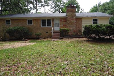 Single Family Home For Sale: 400 Shady Ln