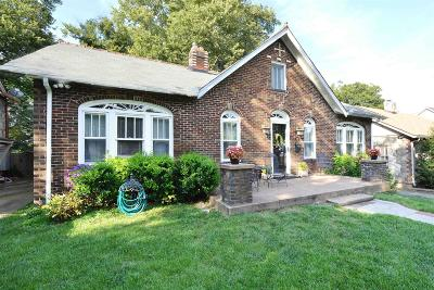 Nashville Single Family Home For Sale: 3002 Blakemore Ave