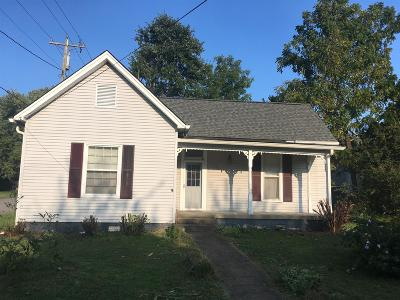 Robertson County Single Family Home For Sale: 400 Boren St