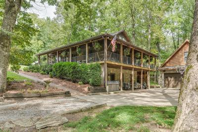 Lebanon Single Family Home For Sale: 3129 Belotes Ferry Rd
