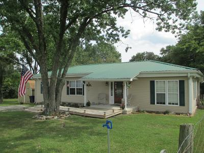 Lebanon Single Family Home For Sale: 6750 Carthage Hwy