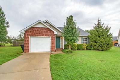 Single Family Home Under Contract - Showing: 3061 Weybridge Dr