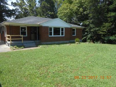 Clarksville Single Family Home For Sale: 47 Walker Circle