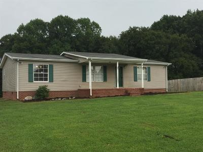 Smithville TN Single Family Home Sold: $66,000