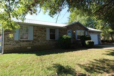 Clarksville Single Family Home For Sale: 292 Northridge Dr