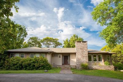 Nashville Single Family Home For Sale: 144 Vaughns Gap Rd