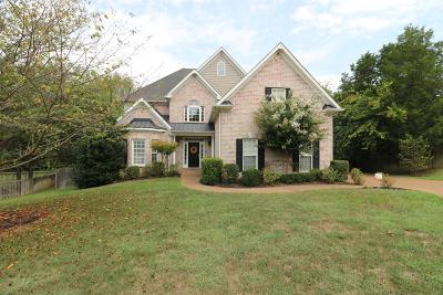 Brentwood Single Family Home For Sale: 117 Buckhead Ct