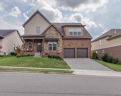 Nolensville Single Family Home Under Contract - Showing: 7632 Kemberton Dr
