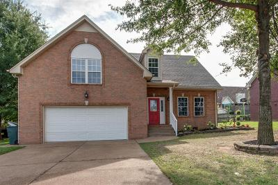 White House Single Family Home Under Contract - Showing: 6004 Indian Ridge Blvd