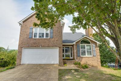 Nashville TN Single Family Home Under Contract - Showing: $339,900