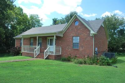 Culleoka Single Family Home Under Contract - Showing: 1892 Culleoka Hwy