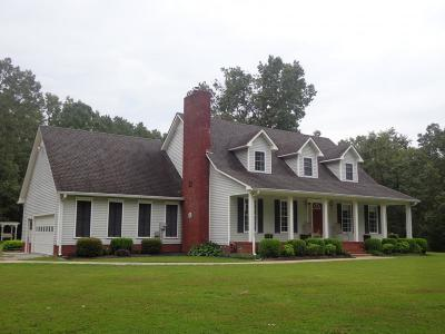 Summertown Single Family Home Under Contract - Showing: 1 Whispering Oaks St