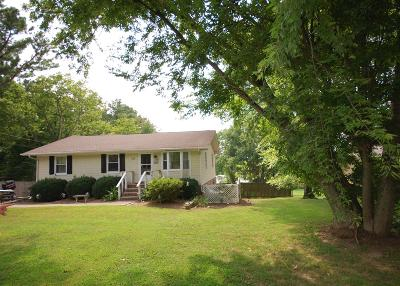 Mount Juliet Single Family Home For Sale: 355 Lakeview Dr