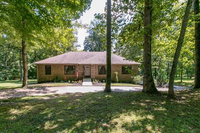Christian County, Ky, Todd County, Ky, Montgomery County Single Family Home Under Contract - Showing: 608 Idlewood Dr