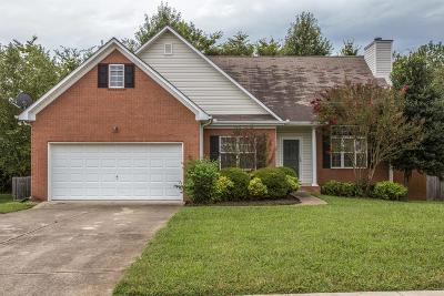 Thompsons Station  Single Family Home Under Contract - Showing: 2111 Loudenslager Dr