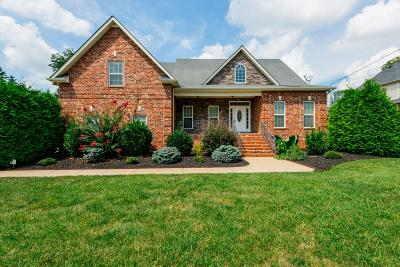 Lavergne Single Family Home Under Contract - Showing: 8039 Vineyard Ln